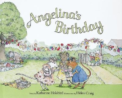 Cover image for Angelina's birthday
