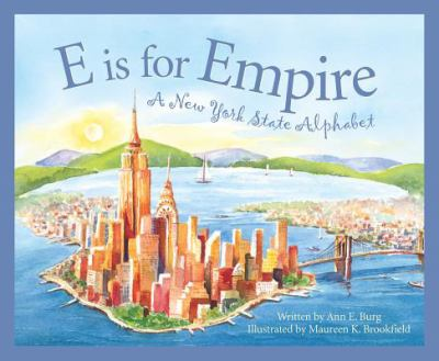 Cover image for E is for empire : a New York state alphabet