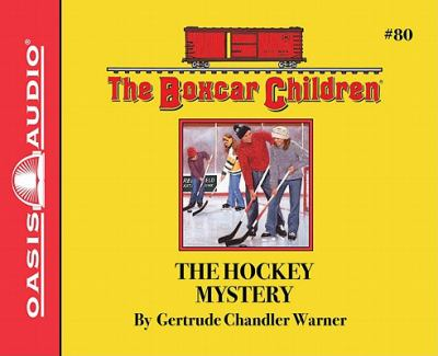 Cover image for The hockey mystery