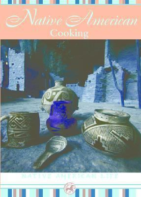 Cover image for Native American cooking