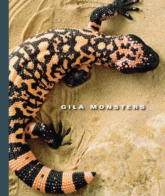 Cover image for Gila monsters