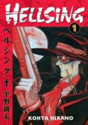 Cover image for Hellsing. 1