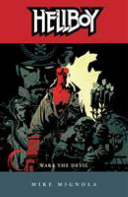 Cover image for Hellboy : wake the devil