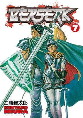 Cover image for Berserk. 7