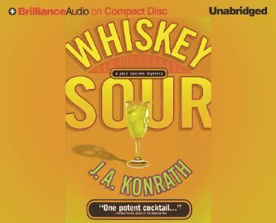 Cover image for Whiskey sour [a Jack Daniels mystery]