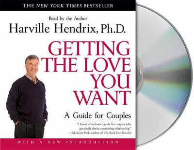 Cover image for Getting the love you want [a guide for couples]