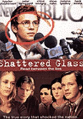 Cover image for Shattered Glass