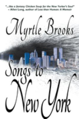 Cover image for Songs to New York