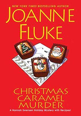 Cover image for Christmas caramel murder