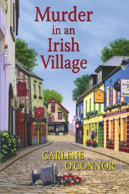 Cover image for Murder in an Irish village