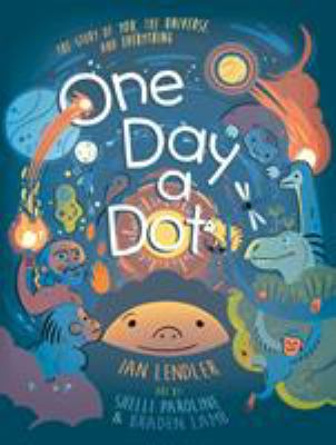 Cover image for One day a dot