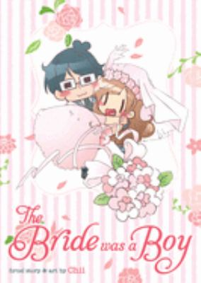 Cover image for The bride was a boy