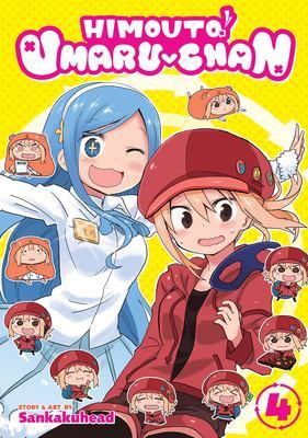 Cover image for Himouto! Umaru-chan. Volume 4