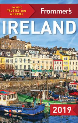 Cover image for Frommer's Ireland 2019