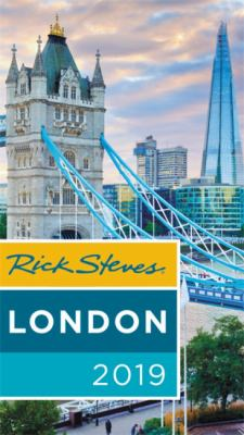 Cover image for Rick Steves London 2019