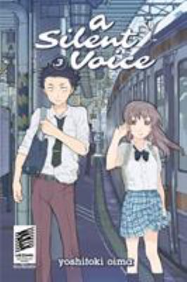 Cover image for A silent voice. 3
