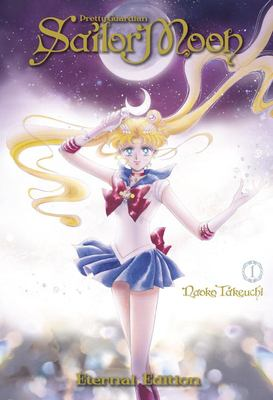 Cover image for Pretty guardian Sailor Moon. 1