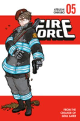 Cover image for Fire force. 05