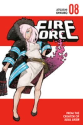 Cover image for Fire force. 08