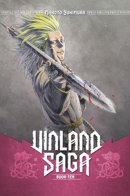 Cover image for Vinland saga. Book ten