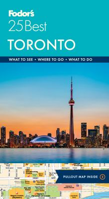 Cover image for Fodor's Toronto's 25 best.