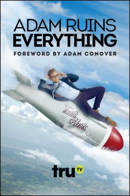 Cover image for Adam ruins everything
