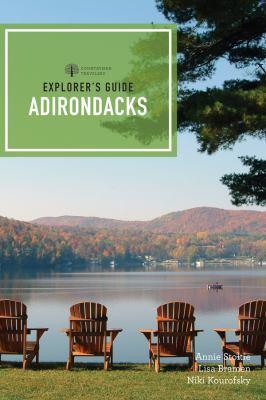 Cover image for Explorer's guide Adirondacks