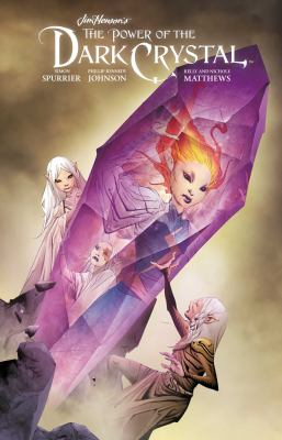 Cover image for Jim Henson's The power of the dark crystal. Volume three