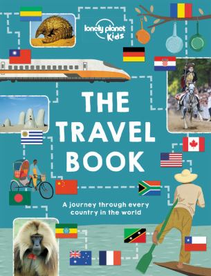 Cover image for The travel book