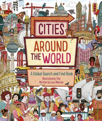 Cover image for Cities around the world : a global search and find book