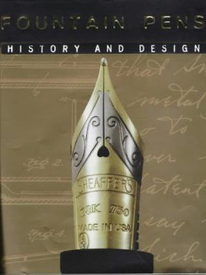 Cover image for Fountain pens : history and design