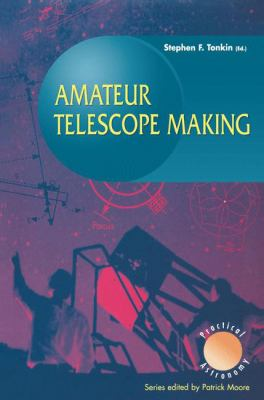 Cover image for Amateur telescope making