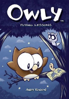 Cover image for Owly : [volume three], flying lessons