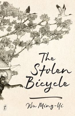 Cover image for The stolen bicycle