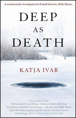 Cover image for Deep as death