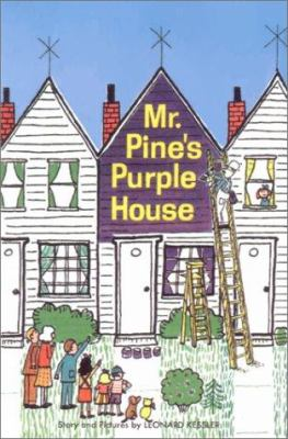 Cover image for Mr. Pine's purple house