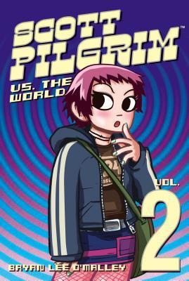 Cover image for Scott Pilgrim vs the world