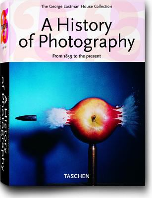 Cover image for A history of photography : from 1839 to the present