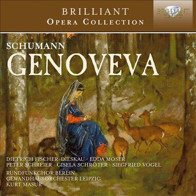 Cover image for Genoveva