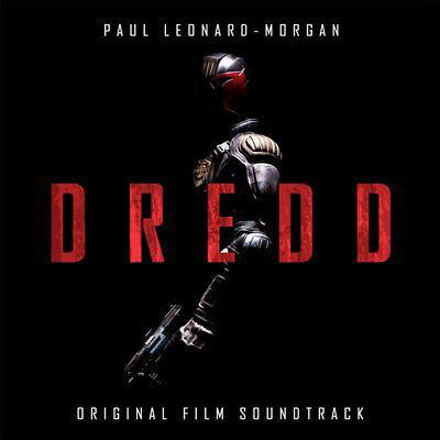 Cover image for Dredd original film soundtrack