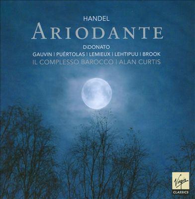 Cover image for Ariodante