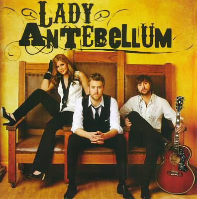 Cover image for Lady Antebellum