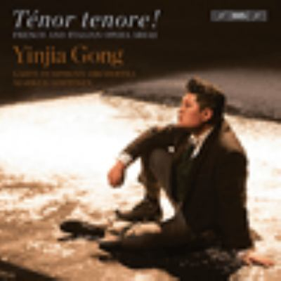Cover image for Ténor tenore!