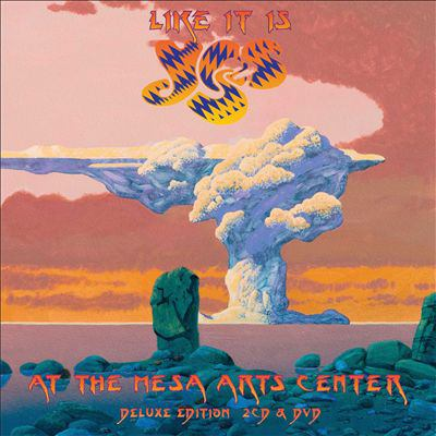 Cover image for Like it is : Yes live at the Mesa Arts Center.