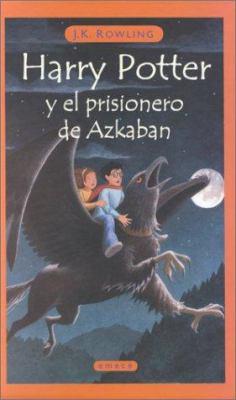 Cover image for Harry Potter y el prisionero de Azkaban