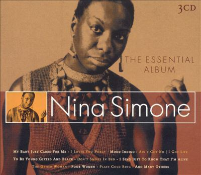 Cover image for The essential album