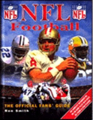 Cover image for NFL football : the official fans' guide