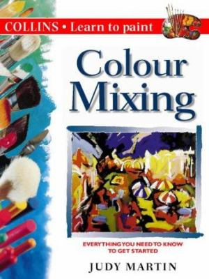 Cover image for Colour mixing