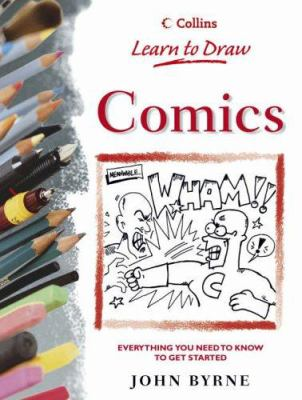 Cover image for Comics