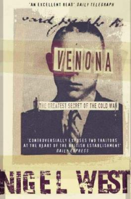 Cover image for Venona : the greatest secret of the Cold War